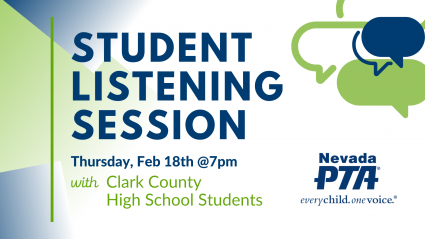 Student Listening Sessions
